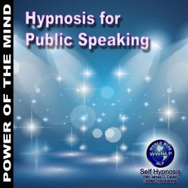 Hypnosis for the Public Speaker