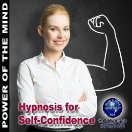 Hypnosis for more Confidence
