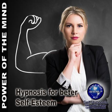 Self Esteem - Self Hypnosis MP3